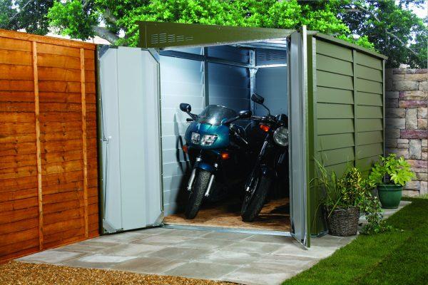 Karkasinis sodo garažas Titan PRO