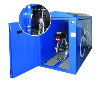 Aretus dviraciu saugykla